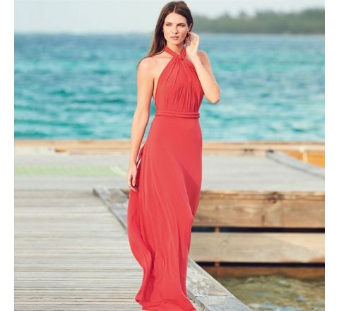 Ex Avon Multiway Maxi Dress