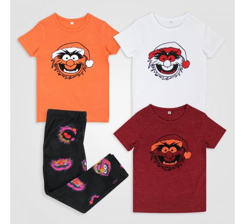 Sesame Street Monster 2 Piece Pyjamas Set