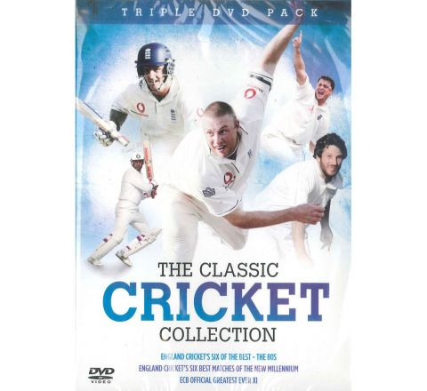 The Classic Cricket Collection Triple DVD Box Set