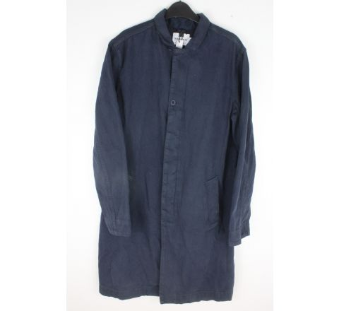Navy chore/worker coat
