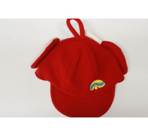 teletubbies fleece cap