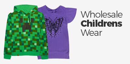 wholesale girls clothing